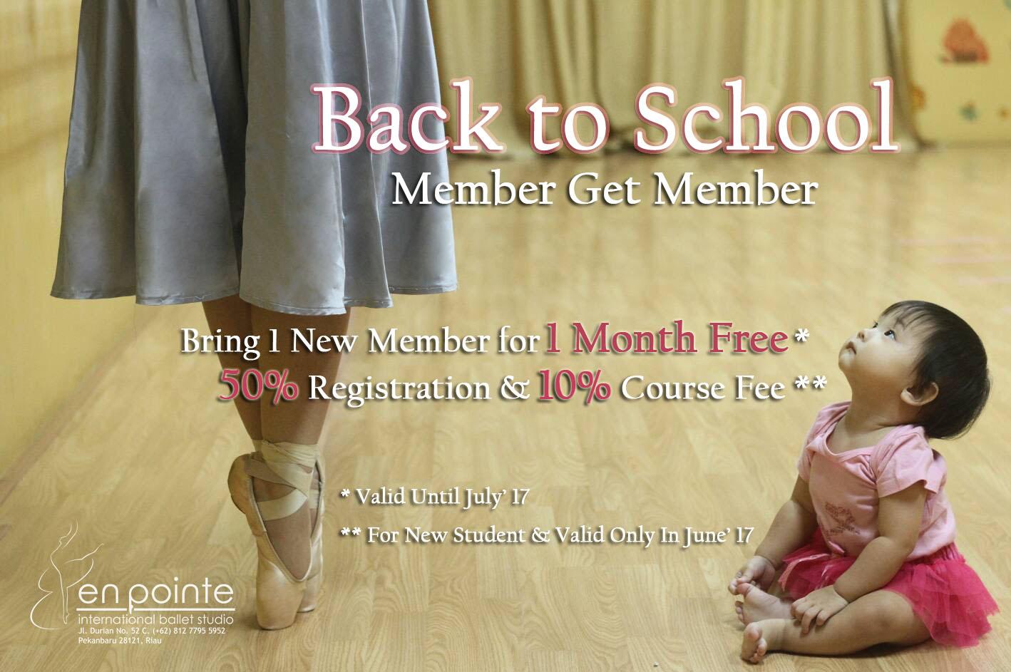 Promo June Member Get Member5